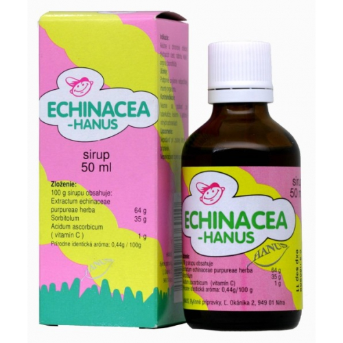 ECHINACEA detský sirup 50 ml