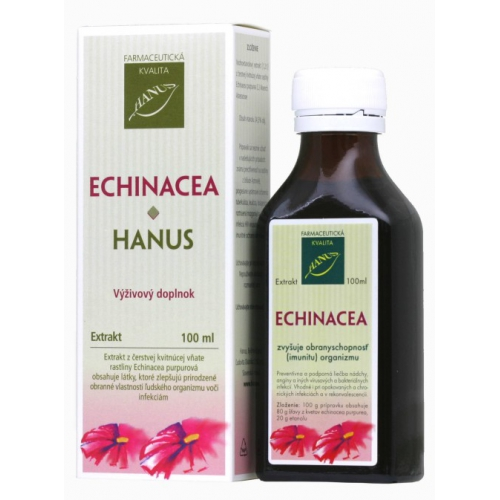 Echinacea (liehový extrakt)  100ml