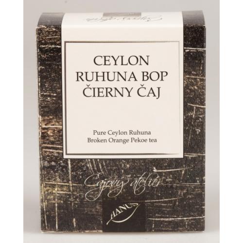 Ceylon Ruhuna BOP čierny čaj 70 g
